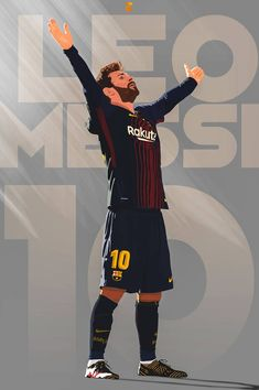 Leo Messi KING by ShotikoZumbulidze on DeviantArt - Football Messi 4k, Messi Fans, Fc Barcelona, Lionel Messi Barcelona, Barcelona Soccer, Messi Argentina, Messi Poster, Lionel Messi Wallpapers, Fcb Wallpapers