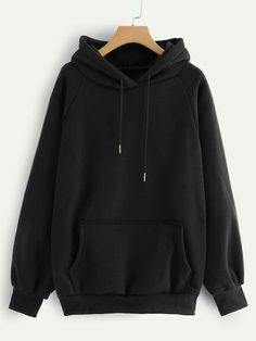 Hoodie Sweatshirts, Hoody, Sweater Hoodie, Plain Sweatshirts, Teen Fashion Outfits, Casual Outfits, Style Casual, Emo Outfits, Fashion Clothes