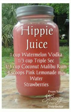 Summer cocktail!