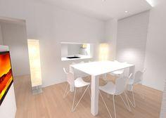 interior design total white 3