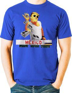 President Trump T Shirt Salt Bae Build the Wall Funny Mexico USA Free Shipping  #TShirtsRule #GraphicTee