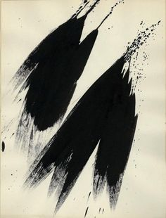 Hans Hartung, Untitled, 1956