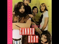 Canned Heat - Harley Davidson Blues (+playlist)