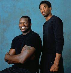 Shaquille O'Neal  Kobe Bryant