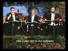 The 3 Tenors - Aquarela do Brasil - YouTube