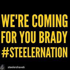 YEA WE ARE-TODAY!! GOOO STEELERS!!!! {GM}