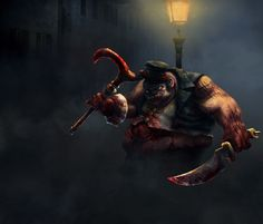 #Dota2 Steam 工作坊 :: Pudge The Ripper's Tattered Hat