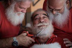 December 28, 2015 - Brazil's school of Santa Clause in Rio de Janeiro.