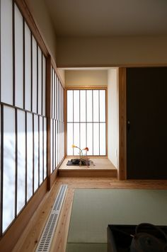 写真09|M様邸/プレジール/トラッド (H26.02.18更新) Modern Japanese Architecture, Traditional Japanese House, Japan Architecture, Japanese Interior Design, Japanese Garden Design, Japanese Modern, Home Interior Design, Interior Architecture, Baths Interior