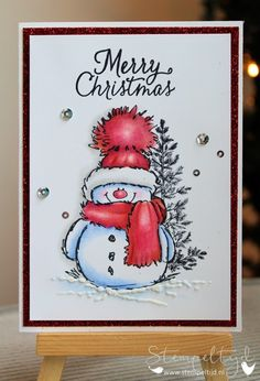Good old man # 1 Best Picture For christmas cozy For Your Taste You are lookin… – Christmas DIY Holiday Cards Stamped Christmas Cards, Homemade Christmas Cards, Christmas Cards To Make, Xmas Cards, Christmas Art, Christmas Greetings, Homemade Cards, Handmade Christmas, Holiday Cards