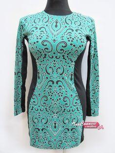 Sukienka damska długi rękaw na http://topconnect-wolka.pl/odziez-c-4-4.html
