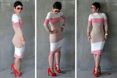 Hey Divas, today your Fashion Addict made a spectacular post called: 38 Stylish Work Clothes - Office Fashion. You don't know what to wear on your first Cute Fashion, Fashion Outfits, Womens Fashion, Diy Outfits, Dress Fashion, Fashion Diva Design, Freakum Dress, Stylish Work Outfits, Classy Chic