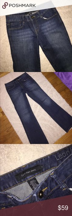 Calvin Klein Jeans In mint condition Calvin Klein jeans Women's size 2 in Lean Boot cut Calvin Klein Jeans Pants Boot Cut & Flare