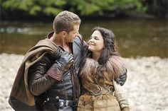 Once Upon a Time -- quickly becoming my favorite TV show.