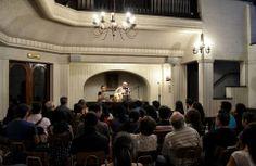 'Live' Bhagavad-gita Conference in Santiago, Chile (Album 25 photos)
