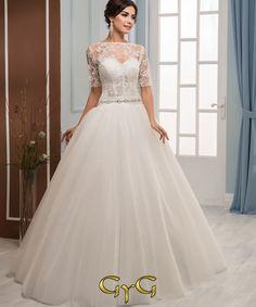 674724228 Las 35 mejores imágenes de Vestidos Novia Princesa