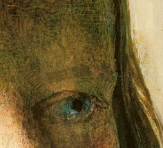 Pageboy-detail, Andrew Wyeth