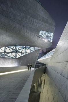 ^ - Zaha Hadid's Guangzhou Opera House – in pictures Guangzhou ...