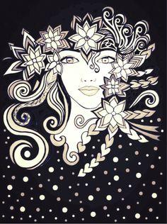 Art by Sevdeger Ezersoz