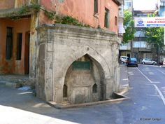 Stone Fountains, Istanbul City, Mosques, Models, Country, Architecture, Arquitetura, Rural Area, Mosque