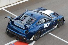 2011 Ferrari Rare 599XX EVO