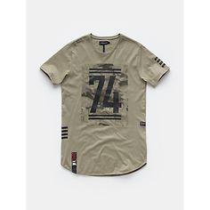 print T-shirt midgreen: Custom Made T Shirts, Custom T Shirt Printing, Printed Shirts, Shirt Print Design, Shirt Designs, Le Polo, Men Design, Polo T Shirts, My T Shirt
