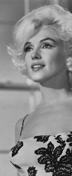 Marilyn during costume tests for Something's Got To Give, 1962. Her most gorgeous ever!