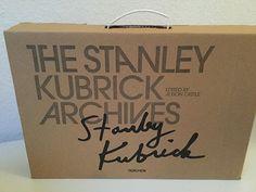 THE STANLEY KUBRICK ARCHIVES (Erstauflage / 1st Print) Stanley Kubrick, The Stanley, Archive, Ebay, Bags