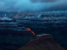Grand Canyon National Park, Arizona by David Stoker