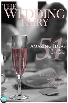 In this fantastic book, George Watts (better known as The Wedding Fairy) gives you 51 amazing ideas to make your wedding day even more memorable.  With links to recommended websites and over one…  read more at Kobo.