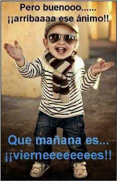 Mañana Es Viernes