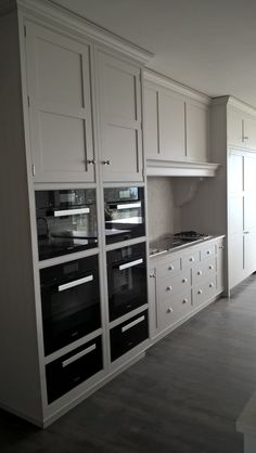 Tom Howley kitchen with Miele appliances and built in Miele master cool fridge and freezer #BestHomeUtilitiesTips
