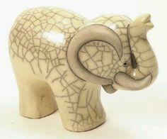 Raku Elephant