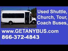 Used Church Buses For Sale In SC by NY Dealership | Call 866-372-4843 | 2011 Ford E450 25 Passenger Startrans Shuttle Bus in Columbia South Carolina