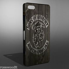 Sons of war fitted anarchy case for iphone 4 4s 5 5s 5c Galaxy s3 s4 mini ipod