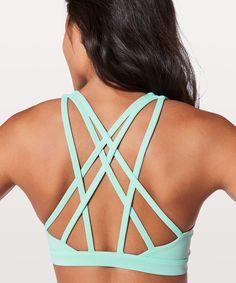 e0da315cc372e Free To Be Serene Bra - We designed this bra with a strappy