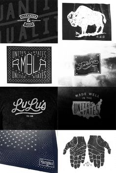 Creative Logos, Graphic, Design, Jeremy, and Pruitt image ideas & inspiration on Designspiration