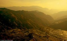 The Stunning Landscapes of Rice Field Terraces in Yunnan, China