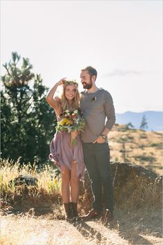 Find the perfect engagement outfit! Captured By: Hurtienne Photography #weddingchicks http://www.weddingchicks.com/2014/10/01/the-perfect-engagement-outfit/