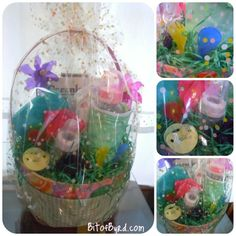 How to make baby shower gift baskets