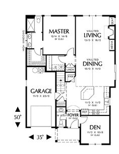 Bouton De Meuble Laiton further Pole Barn House Plans With Basement likewise 363313894914216156 also Orson Fowler together with Small Craftsman Cottage Floor Plans. on 1 5 story house with loft floor plan