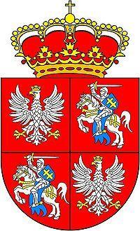 Brasão de armas da República das Duas Nações – Wikipédia, a enciclopédia livre