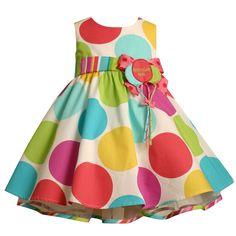 Cute Baby Girl Summer Dresses for 2012