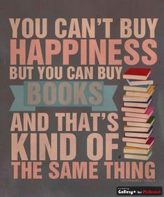 you can buy books