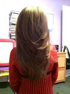 layered haircuts for eleven year olds long hair girls - Google Search