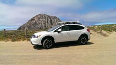 2016 xv crosstrek white roof rack | Thread: July 2014 XVOTM Voting