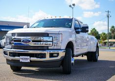 Show some love to this beautiful F-350! 😍 Used Ford, Cool Trucks, Vans, Vehicles, Beautiful, Van, Car, Vehicle, Tools