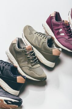New Balance Women's 696 'REVlite' Pack  #NewBalance #696 #Revlite #Fashion #Streetwear #Style #Urban #Lookbook #Photography #Footwear #Sneakers #Kicks #Shoes