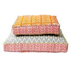 POOCCIO | Designer Dog Bed/Luxury Floor Cushions