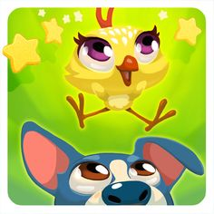 Farm Heroes Saga Brand new game on the app store. iPhone and iPad Download it here http://freeforapps.com/